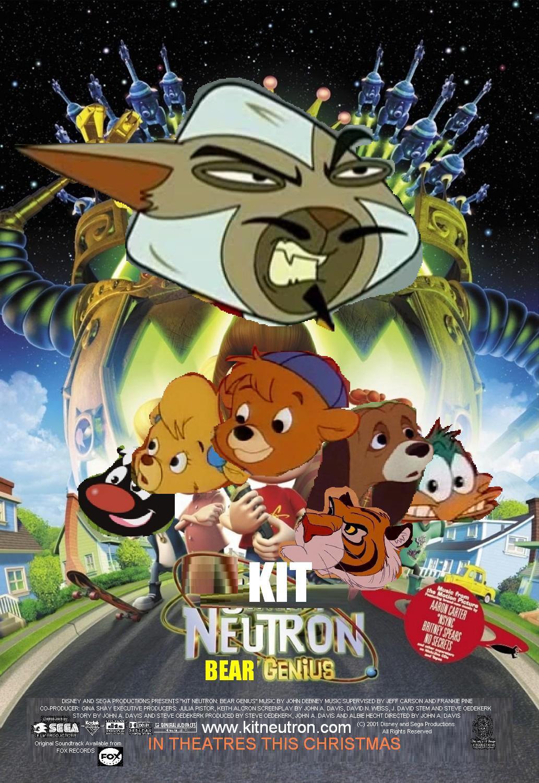 Kit Neutron Bear Genius The Parody Wiki Fandom