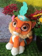 Princess-Palace-Pets-Aladdin-Jasmine-Glamour-Pets-Tiger-Plush-Stuffed-Animals-Doll-Toy-30cm