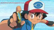 Ash gets the Jet Badge