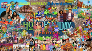 Blake Foster's Adventures of Nickelodeon's Ho Ho Holiday Special
