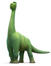 Buck the good dinosaur disney pixar