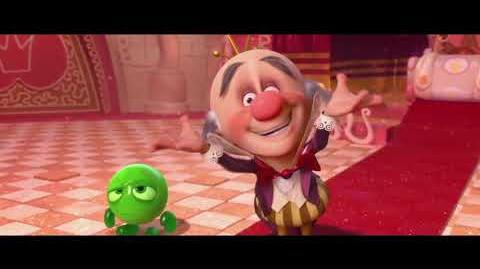 Jimmy, Carl and Sheen The Three Musketeers Trailer