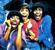 Little Shop of Horrors 1982 - Jennlter Leigh Warren, Leilani Jones, Sheila Kay Davis