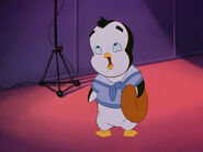 Pudge the Penguin