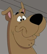 Scooby Doo in Scooby Doo and the Legend of the Vampire