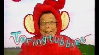 Teringtubbies from VHS tape...