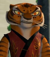 Tigress in Kung Fu Panda