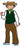 Ash as danny