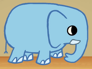 Elephant lets go to the zoo super simple songs