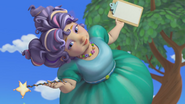 Fairy Godmother (Goldie and Bear)