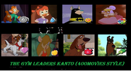 Gym leader kanto (400Movies Animal Style)