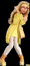 Honey Lemon Pose