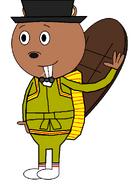 Mr Elroy Oakdale (secret agent) (baby carrier) (1)