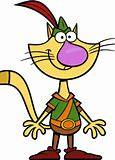 Nature Cat as Gromit