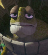 Oogway in Kung Fu Panda- The Paws of Destiny