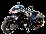 Ridevendor machine bike mode
