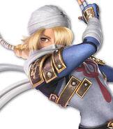 Sheik in Super Smash Bros. Ultimate