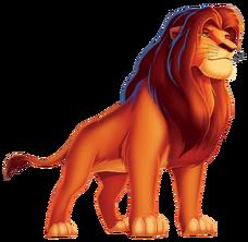 Simba lion king 2011