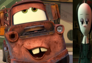 Wednesday and Mater