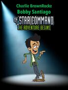 Bobby Santiago of Star Command- The Adventure Begins (2000; Movie Poster)