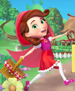 Disney Junior Red