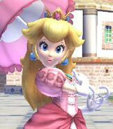 Peach in Super Smash Bros. Brawl