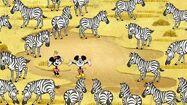 Safari So Good Zebras