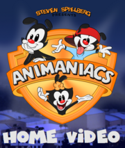 Animaniacs home video logo by bouncy bunny-d7ddk75