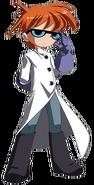 Dexter anime character