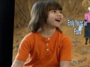 Emily Yeung as Foofa