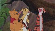 Piglet's Big Movie-Tigger, Rabbit & Pooh cries