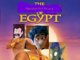 The Teenage Elf Prince of Egypt