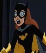 Batgirl in Batman Beyond Return of the Joker