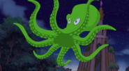 Beast Boy as Octopus 2