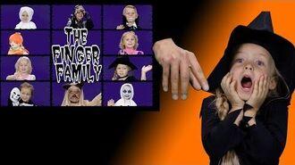 Finger Family Halloween Song Halloween Song for Kids Kids Songs