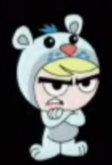 Mandy polar bear