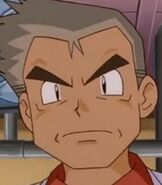 Professor Oak in Pokemon 3 the Movie