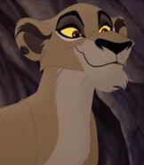 Zira in The Lion Guard