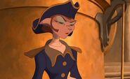Amelia from Treasure Planet