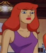 Daphne Blake in Scooby Doo and the Alien Invaders