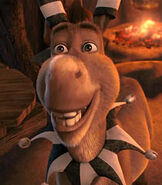 Donkey in Scared Shrekless