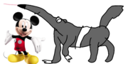 MICKEY-meets-giant-anteater