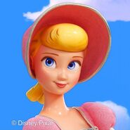 Bo Peep Toy Story Drop
