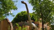 Columbus Zoo Brachiosaurus