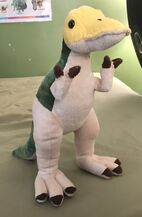 Emerson the Edmontosaurus