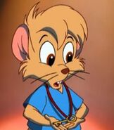 Timmy Brisby (Young)