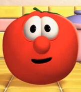 Bob the Tomato in VeggieTales