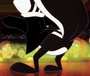 Pepe shakes butt 13