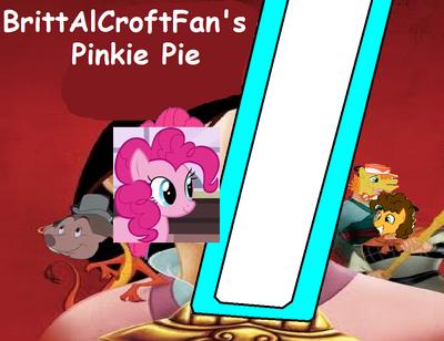 Pinkie Pie (Mulan) ver 2