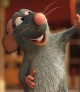 Remy in Ratatouille (2007)